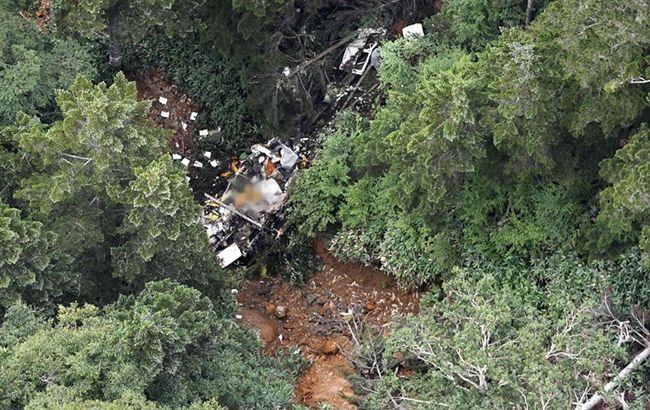 В горах разбился пассажирский самолет: Погибли все кто находились на борту