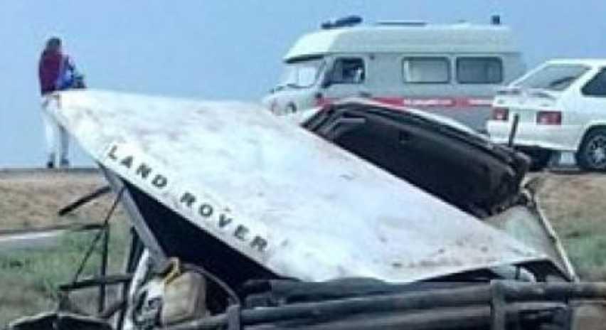 В результате жуткой ДТП на Киевщине погибли 5-летняя девочка