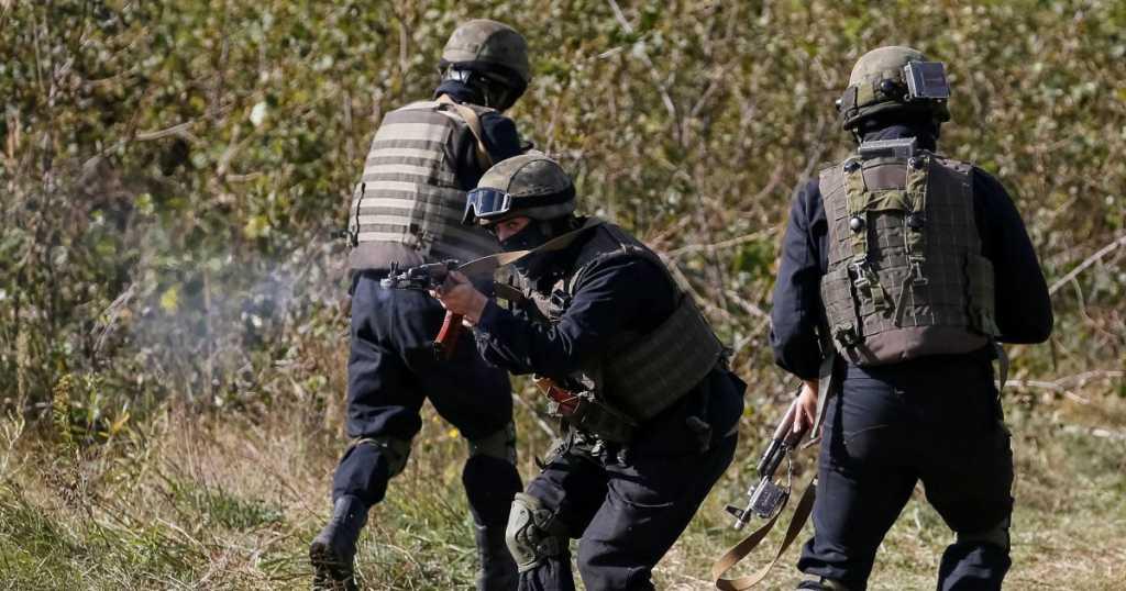 Во Львовской области стартовали крупнейшие в Украине военные учения с иностранцами