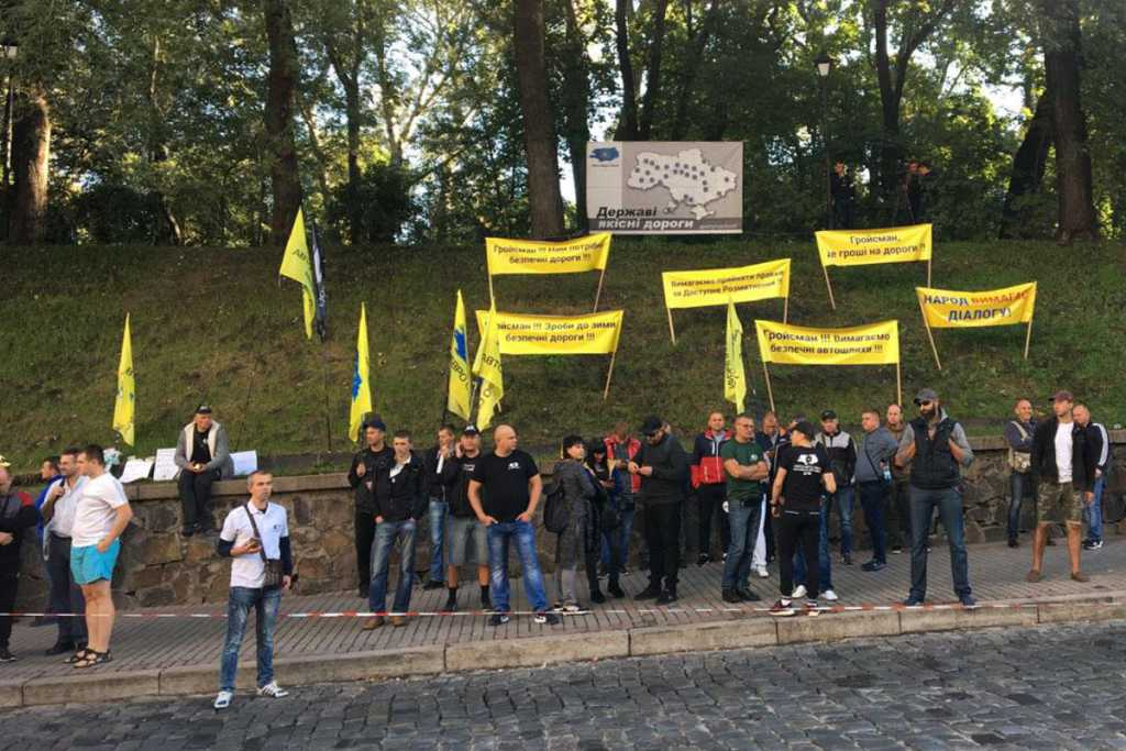 «Если проигнорируют условия приедут все»: владельцы евроавто пригрозили Киеву коллапсом