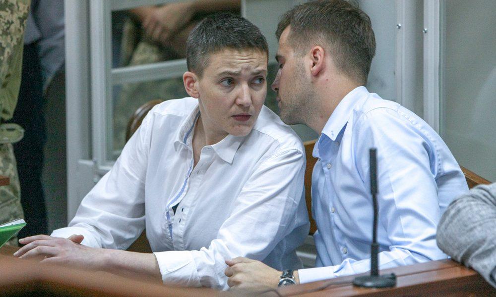 «Подлые ублюдки»: Савченко отказалась от сделки со следствием, ей грозит пожизненное