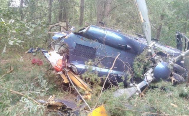 «Самый дорогой вертолет скандально известного бизнесмена»: Появились новые детали падения вертолета в Киеве