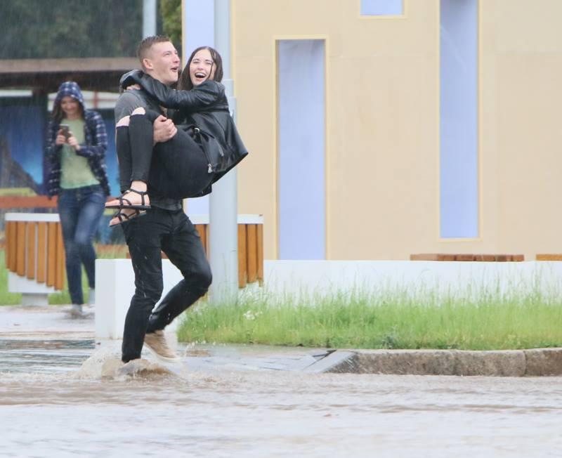 Украину зальет дождями: погода будет дождливой и прохладной