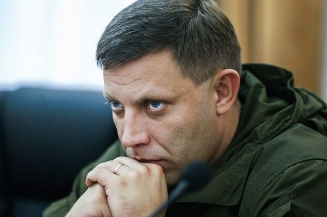 Убийство Захарченко: Пушилин готовил отстранения главаря ДНР путем «переворота»