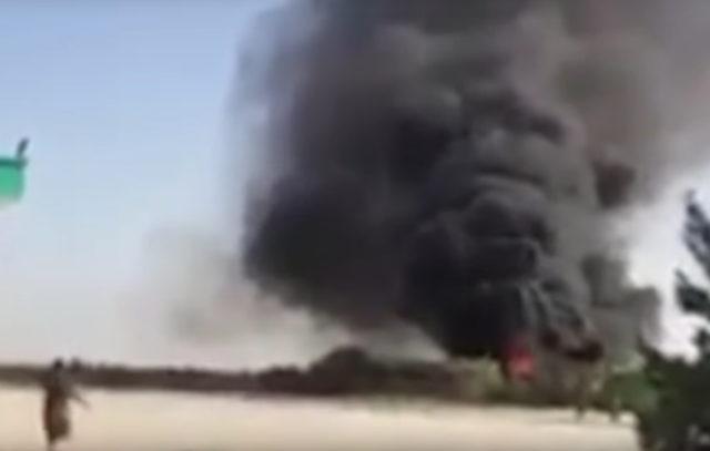 Украинцы разбились в авиакатастрофе: первые подробности