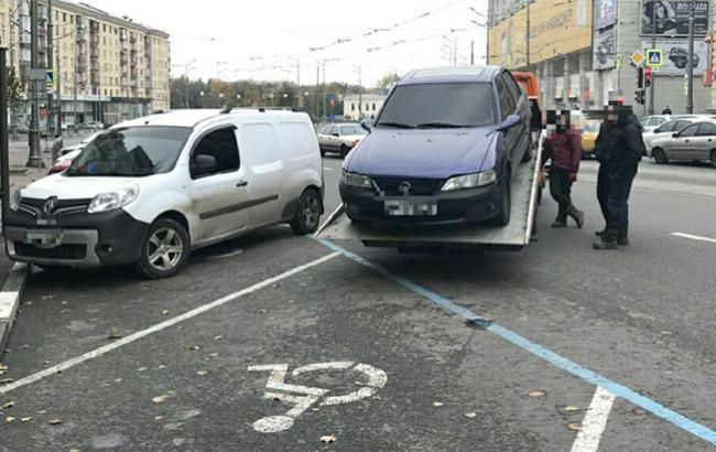 Уже завтра вступает в действие закон о парковке: сколько придется заплатить украинцам
