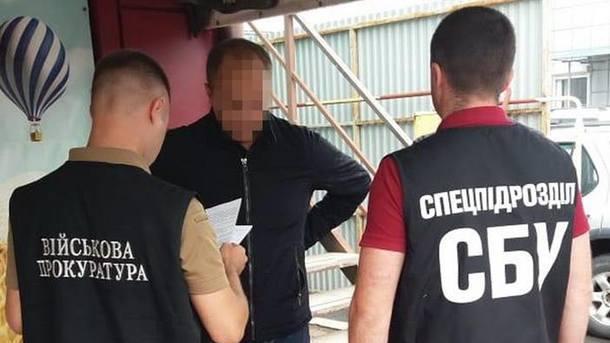 В Одесской области на взятке погорел известный чиновник