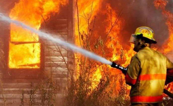 В жилом доме вспыхнул пожар: на пепелище нашли бездыханные тела