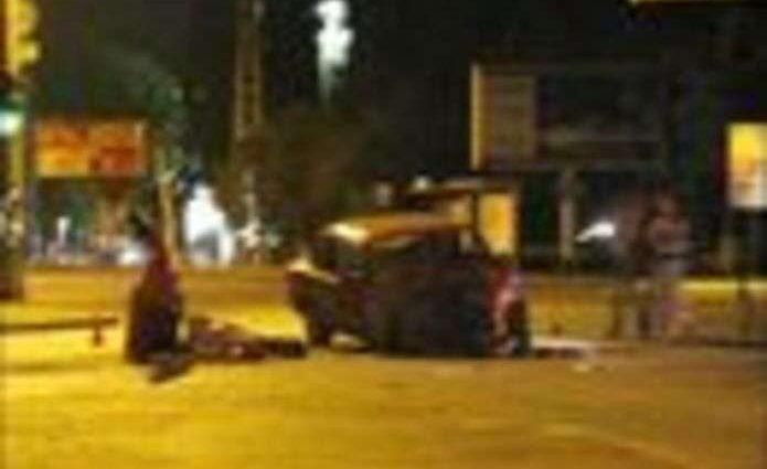 Тянул девушку 50 метров: Под Черкассами пьяный водитель устроил жуткую ДТП