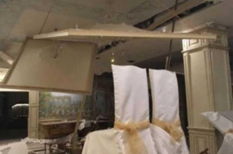Отомстил? Мужчина подорвал ресторан бывшей тещи