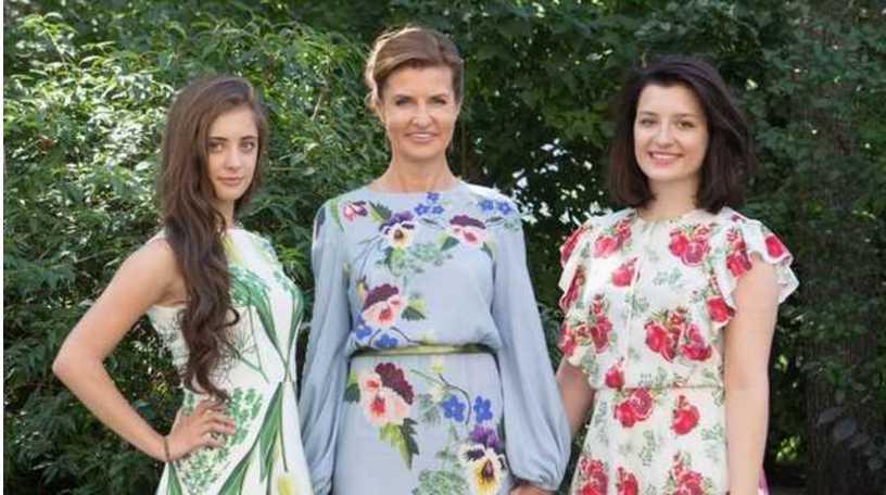 «В стране, которой руководит Порошенко, учиться невозможно»: Сеть активно обсуждает поступления дочерей президента в Лондон