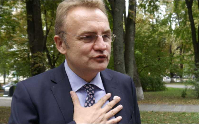«Делать это надо постепенно»: Андрей Садовый сделал важное заявление для львовян