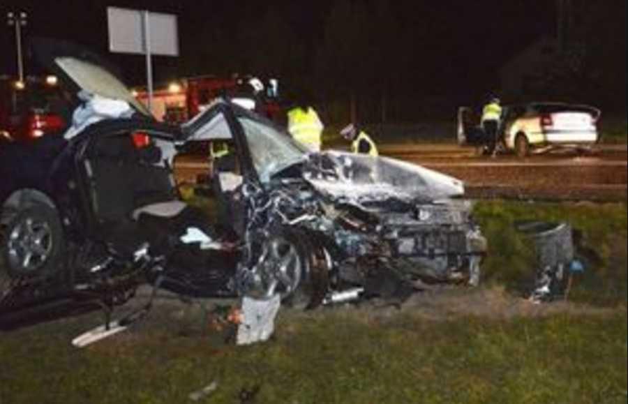 В Польше столкнулись два украинских автомобиля: 19-летняя девушка погибла, 6 человек получили ранения