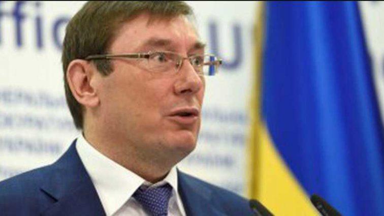 «Организатор молчал до вчерашнего дня»: Луценко сообщил новые подробности в деле Гандзюк
