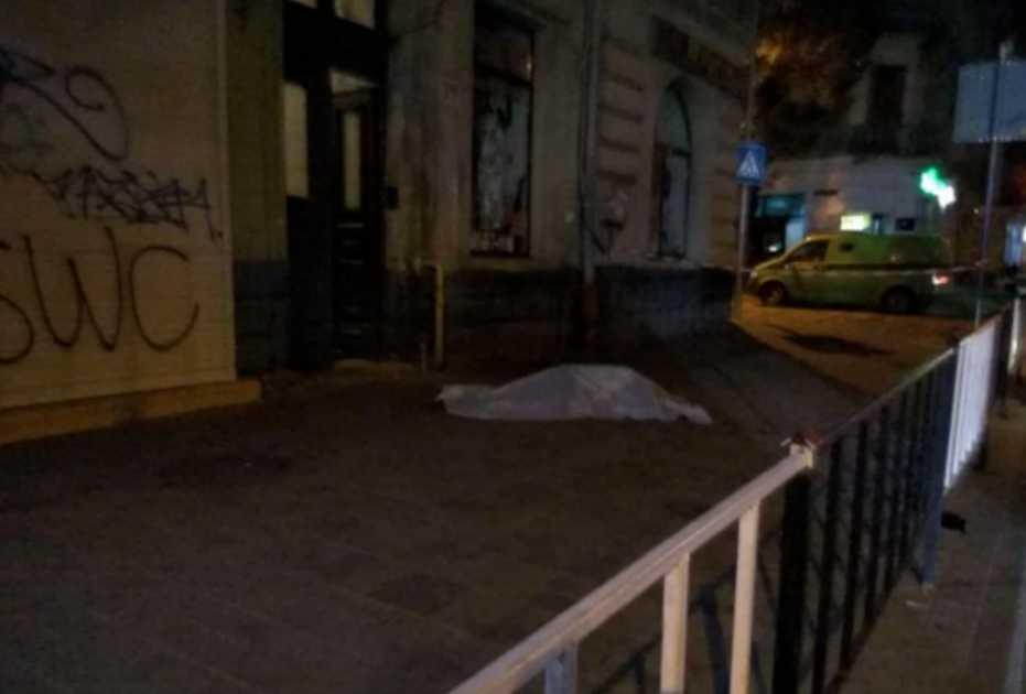В квартире был еще кто-то? В центре Львова девушка разбилась насмерть
