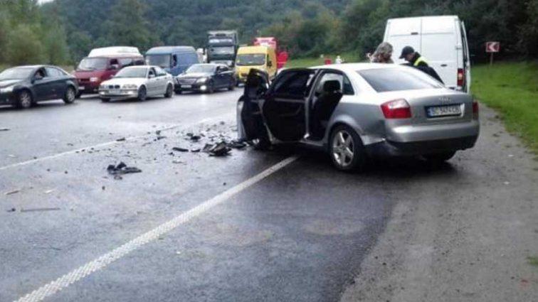 Массовое ДТП во Львовской области: пострадал целая семья