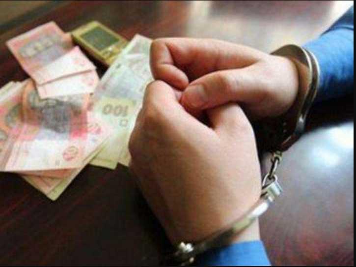 Во Львове СБУ задержала старшего следователя полиции на взятке