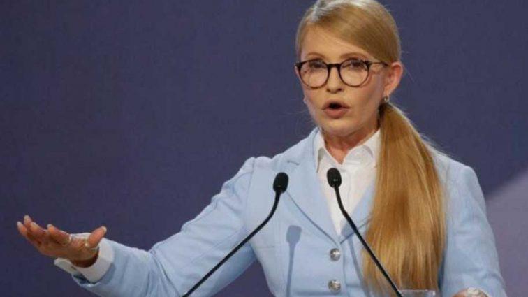«В отличие от него»: Тимошенко рассказала, чем отличается от Порошенко