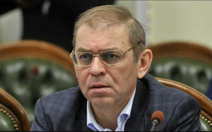 Сын Пашинского, Антон получил 1,5 миллиона гривен доходов на продажи оружия