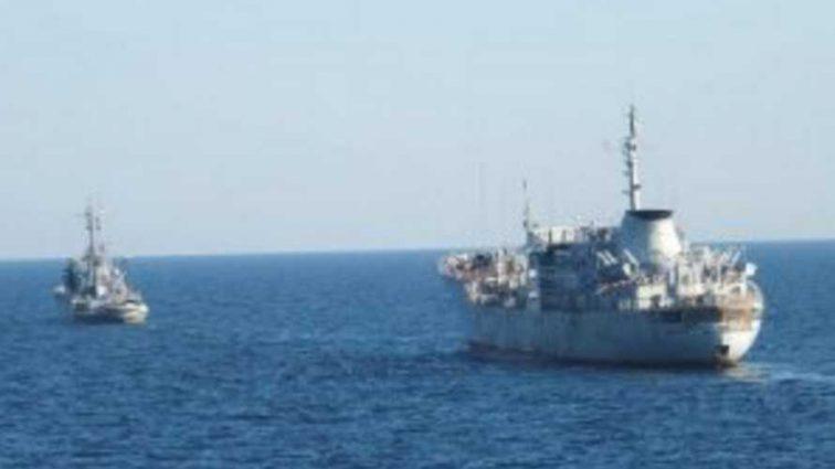 Врага его же оружием: украинские военные корабли идут на Азов