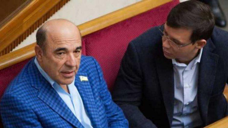 Сбежал от Рабиновича: Мураев объявил о создании новой партии