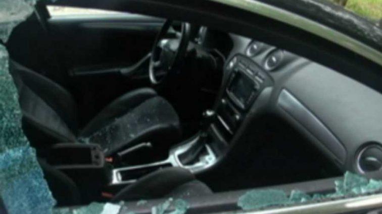 «Тебе не скрыться в Украине»: Во Львове жителю Крыма в автомобиль подбросили гранату