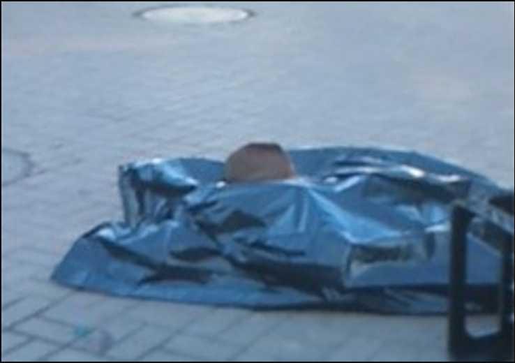 Пытались спасти! Известную модель расстреляли в центре столицы в собственном авто