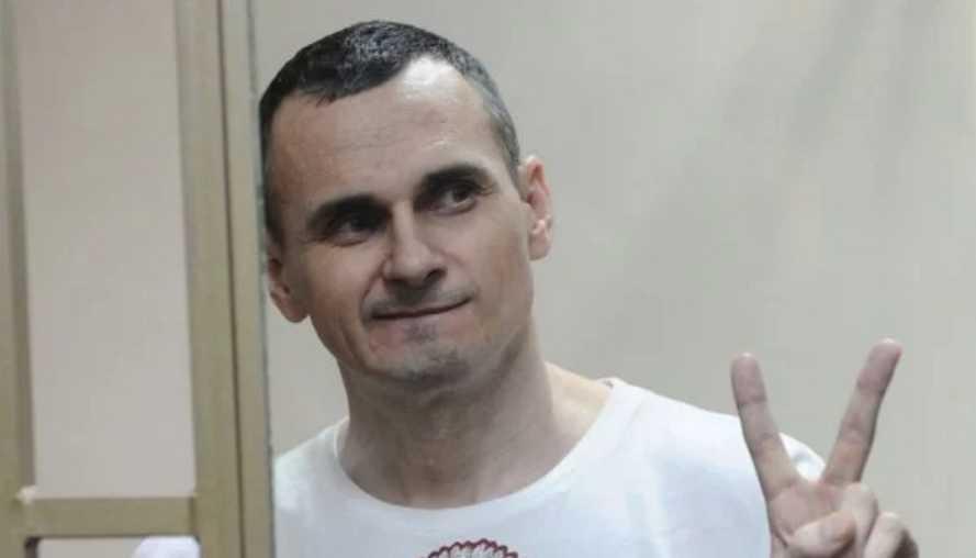 «Остались только кожа и кости»: Показали в каком состоянии сейчас Олег Сенцов