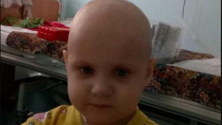 Девочке нужна срочная операция: спасите жизнь 2-летней крохи Кати
