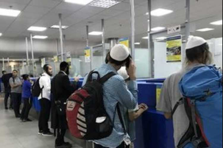 Паломничество хасидов в Умани: в полиции назвали количество прибывших