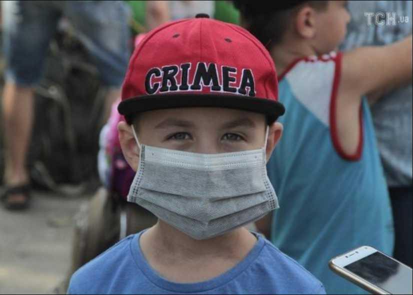 Экологическая катастрофа накрыла Украину: завод «Титан» в оккупированном Крыму продолжает работать