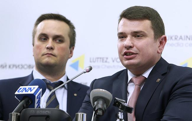 «Следующие шаг — перестрелка»: Сытник и Холодницкий прокомментировали свой конфликт возле здания САП