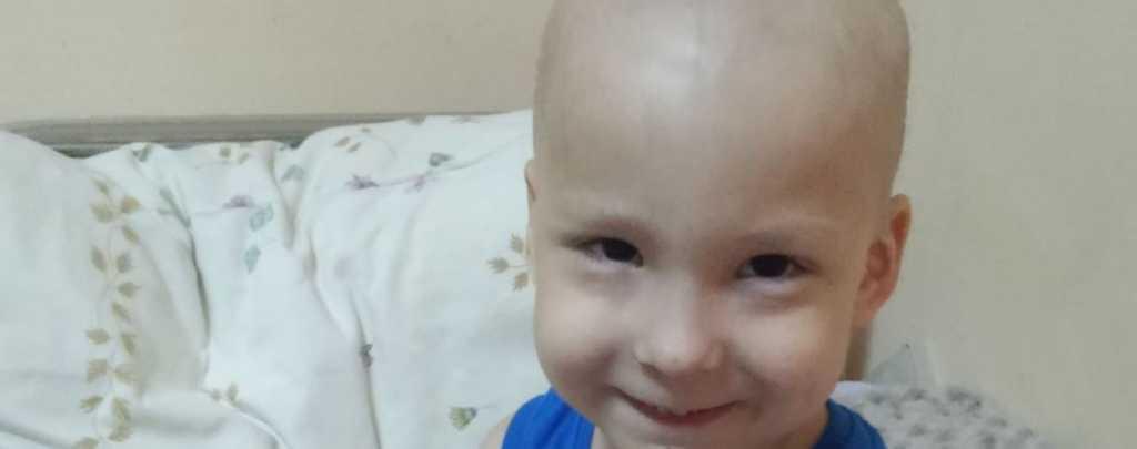 Помогите спасти жизнь маленького Кирилла
