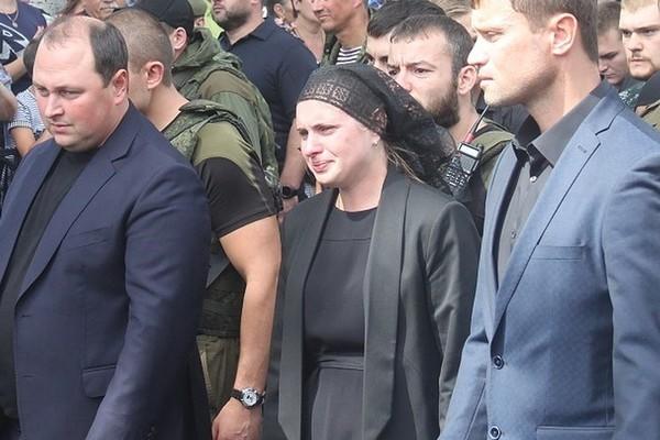 «Нацелилась на кресло главаря »ДНР»»: Вдова Захарченко сделала громкое заявление