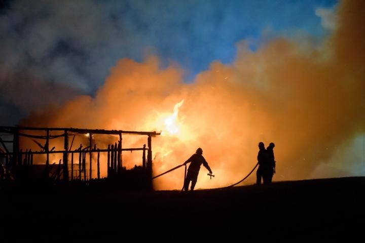 В одном из районов Одессы прогремел мощный взрыв