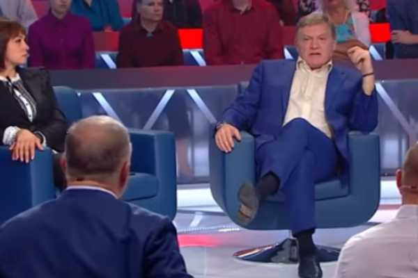 «Я тоже тебе не давал, заткнись»: Червоненко поскандалил с заместителем министра в прямом эфире