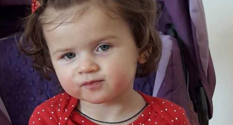 Крошечная борется за свое здоровье: Ангелина нуждается в вашей помощи