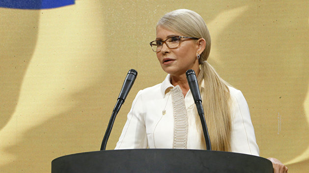 Тимошенко обвинила Порошенко в провокации: Что происходило перед митингом в Днепре