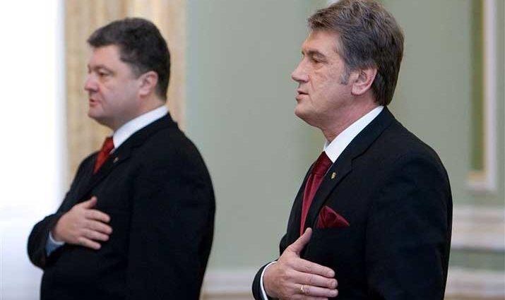 Мы — колония, которая возвращается в свое стойло! Ющенко сделал эмоциональный выпад