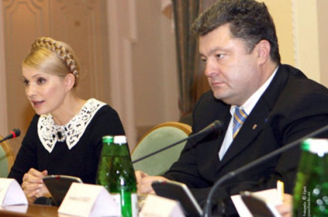 Руководитель фракции Порошенко жестко наехал на Тимошенко!