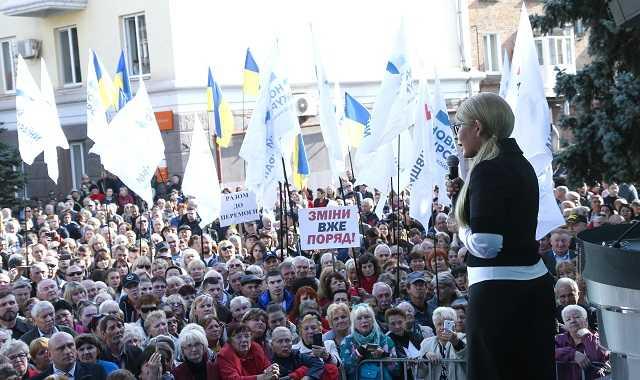 «Призывала депутатов всех восстать»: Тимошенко сделала новое скандальное заявление