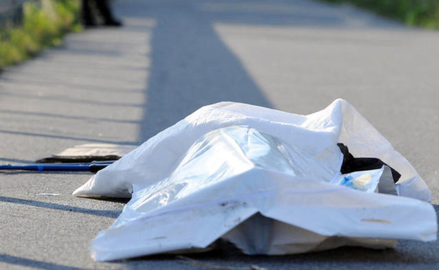 В Ужгороде в заброшенном помещении нашли тело человека