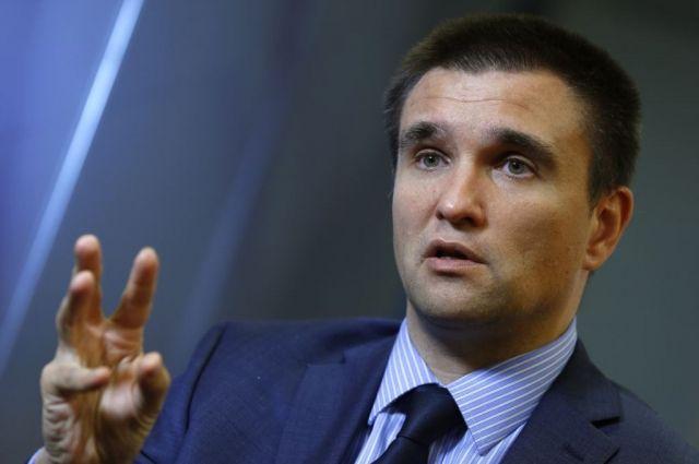 «Могут ввести биометрические визы для россиян»: Климкин сделал важное заявление