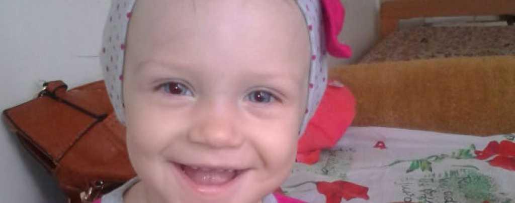 На лечение нужно 150 000 долларов: помогите спасти жизнь маленькой Полины