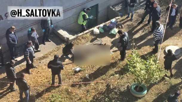 Сверху накрыли мусорными пакетами: В Харькове в подвале нашли тело мужчины