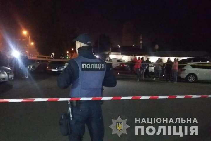 В Харькове возле спортклуба произошла стрельба, первые подробности