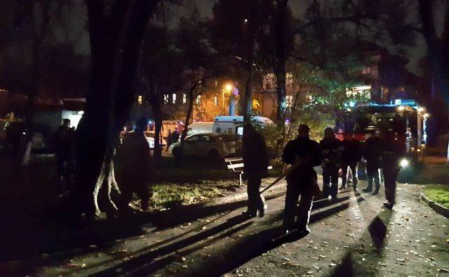 Вылетели окна и двери: В Киеве в многоэтажке прогремел мощный взрыв