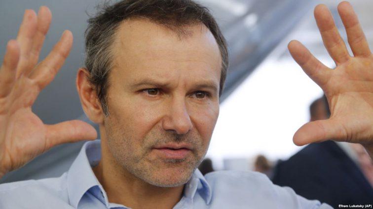 «Я вижу в этом свою цель»: Вакарчук высказался об участии в выборах президента