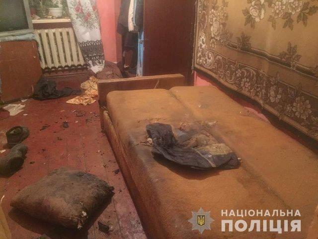 «Избили и подожгли живьем» Под Киевом неадекватные парни жестоко надругались над мужчиной