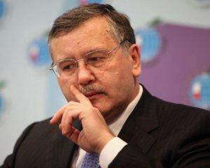 Вот Кто из Чем ведет Гриценко на выборы: Всплыла информация